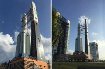 火箭发射期间 海南文昌将实行交通管制