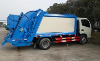 挂桶压缩式垃圾车的售后问题