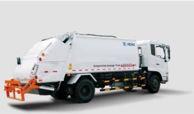 压缩式垃圾车厂家有哪些