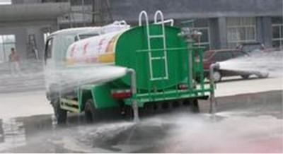 6方洒水车除了交通环境还能够起到什么清理作用