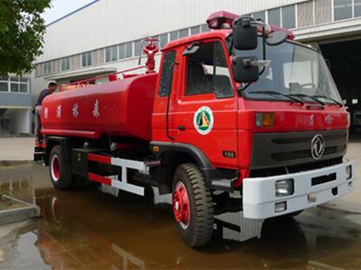 3吨消防洒水车使用注意事项是什么