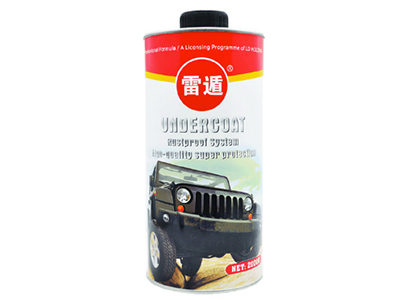 车底特殊保护层 雷遁AC橡胶材料底盘装甲
