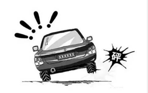 爆胎很危险,固特异缺气保用轮胎来救场!