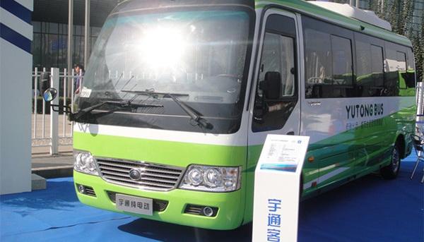 宇通客车全球市占率已达10 纯电动E7单月销量超200辆