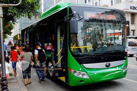 新能源客车调查:温馨巴士与岛城环保