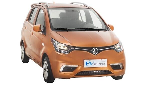 雷丁D70电动车将上市 发布2015年电动规划高清图片