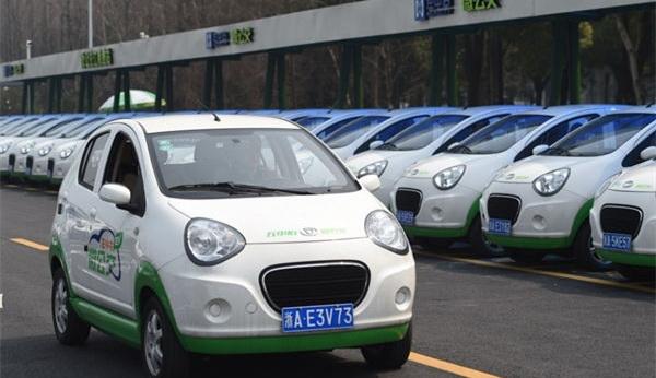 """杭州电动""""微公交""""项目为当地新能源汽车推广贡献了"""