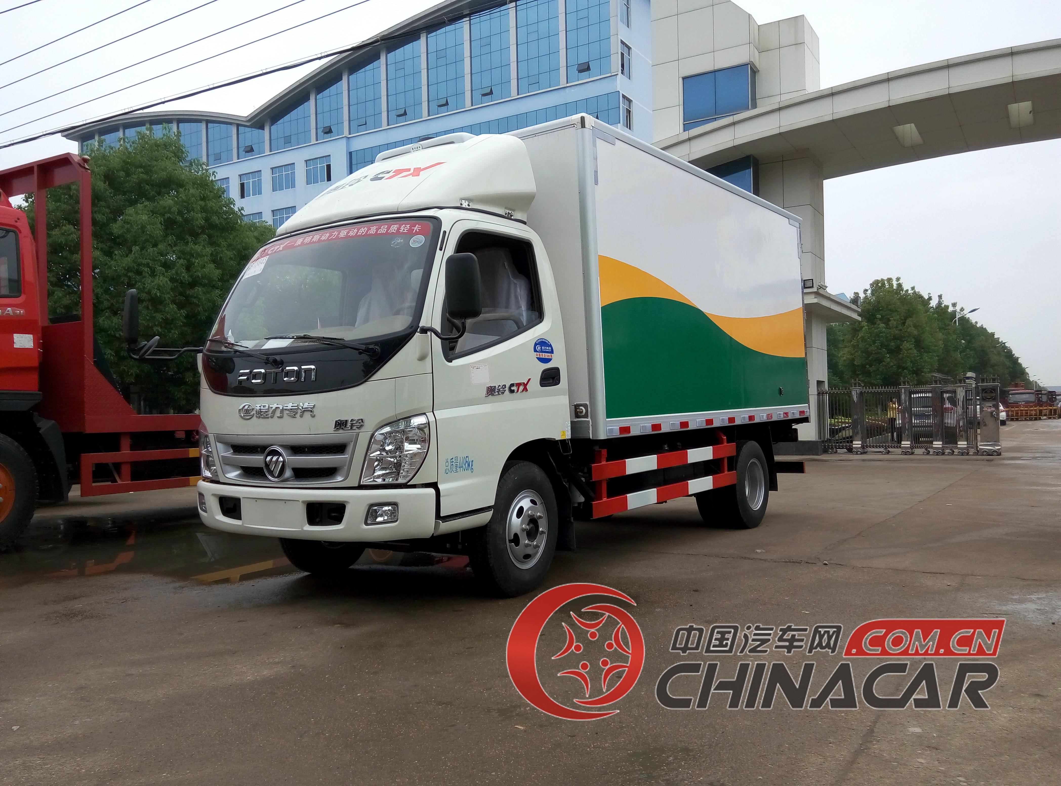 可用于运输冷冻食品(冷冻车),蔬菜水果(鲜货运输车),奶制品(奶品运输