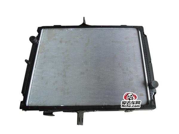东风汽车配件 东风康明斯散热器总成1301010-KC400