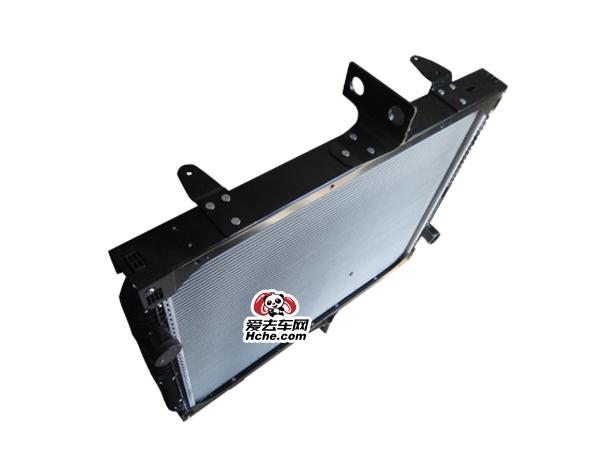东风汽车配件 东风康明斯散热器总成1301010-KC500
