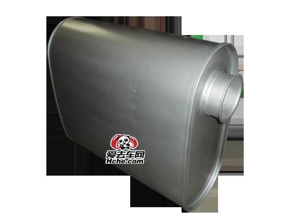 东风汽车配件 东风天龙消声器总成1201010-T4000