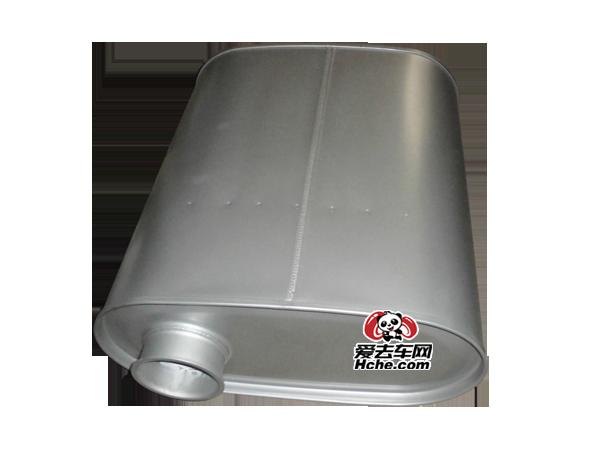 东风汽车配件 东风天龙消声器1201010-T1300