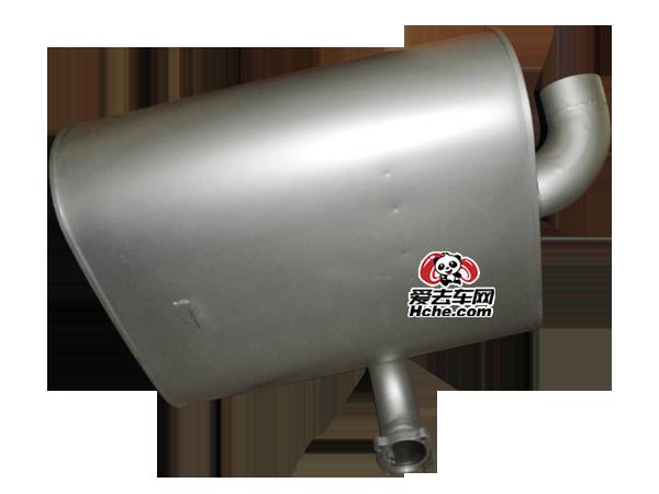 东风汽车配件 东风天龙 消声器总成1201010-K0903