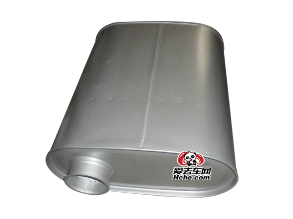 东风汽车配件 东风天龙消音器总成1201010-T1300