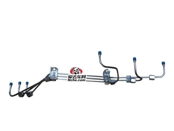 东风汽车配件 东风康明斯东风康明斯发动机6CT300马力高压油管 3966996 1-3缸