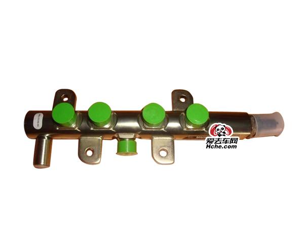 东风汽车配件 东风康明斯ISDE 4缸机 高压共轨管 3977727
