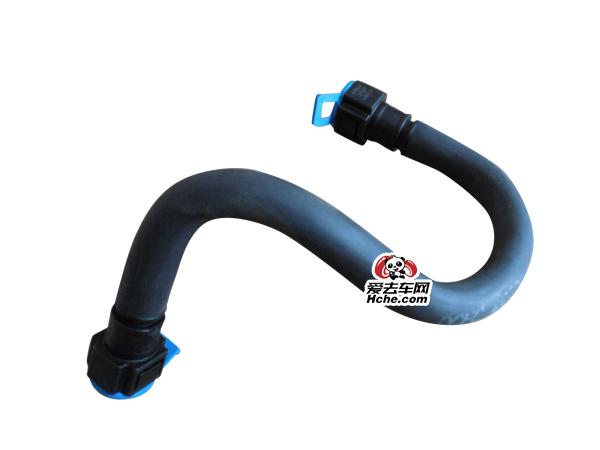 东风汽车配件 东风康明斯 ISDE电喷燃油输油管4997660