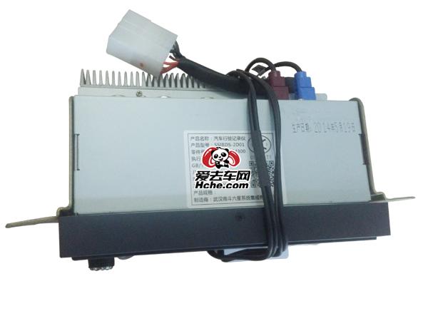 东风汽车配件 汽车行驶记录仪(带GPS卫星定位)SSIBDS-2D01 7920510-C4300