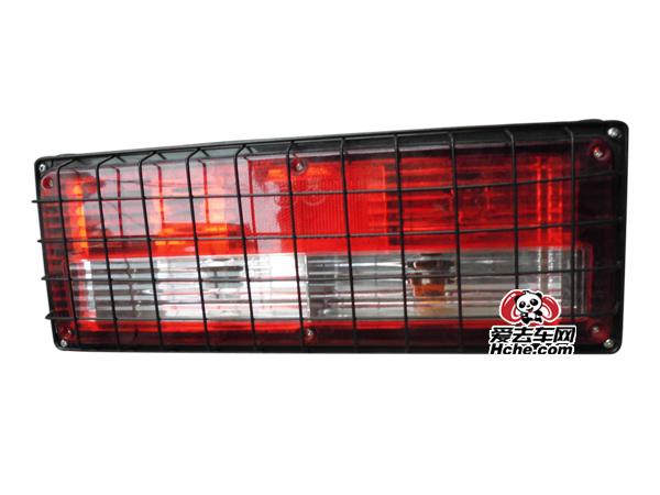 东风汽车配件 东风康明斯EQ153铁网尾灯总成(左右)37F57-73010 37F57-73020-T