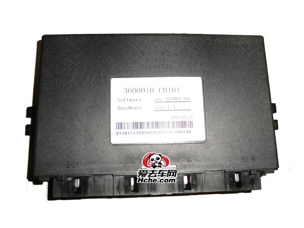 东风汽车配件 东风康明斯 东风雷诺发动机VECU总成 3600010-C0101