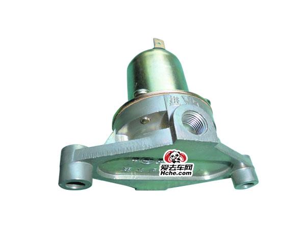 东风汽车配件 东风康明斯 东风通用气喇叭电磁阀总成DF252 DF152