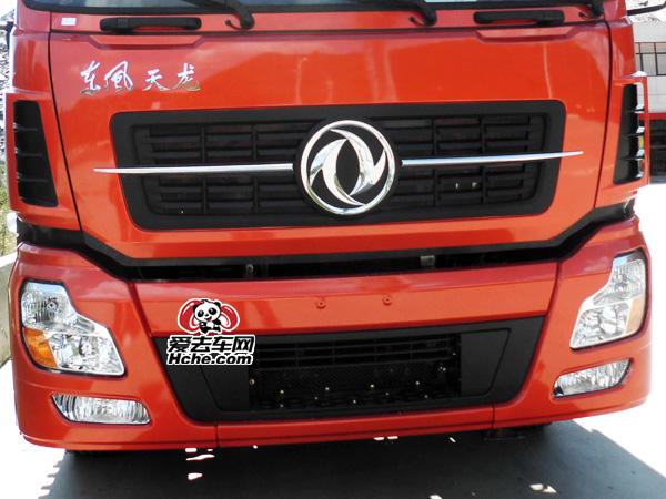 东风汽车配件 东风康明斯 东风新天龙保险杠中脚踏板总成8406085-C4301
