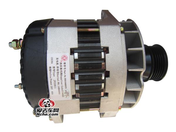 东风汽车配件 东风康明斯 东风天龙大力神 雷诺发动机发电机总成D5010480575