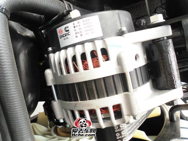 东风汽车配件 东风康明斯 东风天龙ISLe发电机总成C4946255