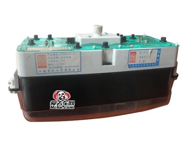 东风汽车配件 东风康明斯 东风世纪中远(东风微车)组合仪表CY90104C-1