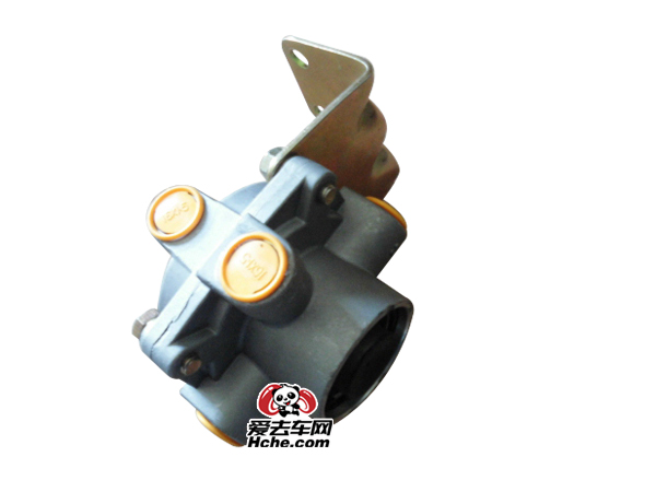 东风汽车配件 东风EQ153 EQ140 双腔继动阀总成3527N-010