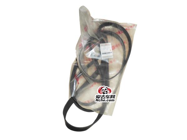 东风汽车配件 东风EQ4H发动机风扇皮带1308BF11-030