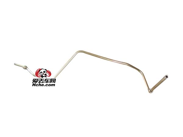 东风汽车配件 东风天龙 大力神空压机至干燥器钢管3506206-KG500