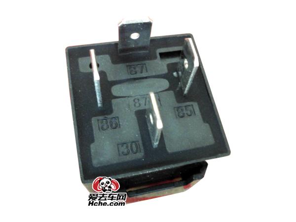 东风汽车配件 东风康明斯 EQ153 EQ140 EQ1061通用继电器37N-35090