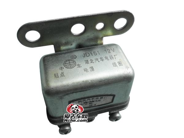 东风汽车配件 东风康明斯 东风EQ153EQ140灯光继电器总成JD151 JD25124V JD236