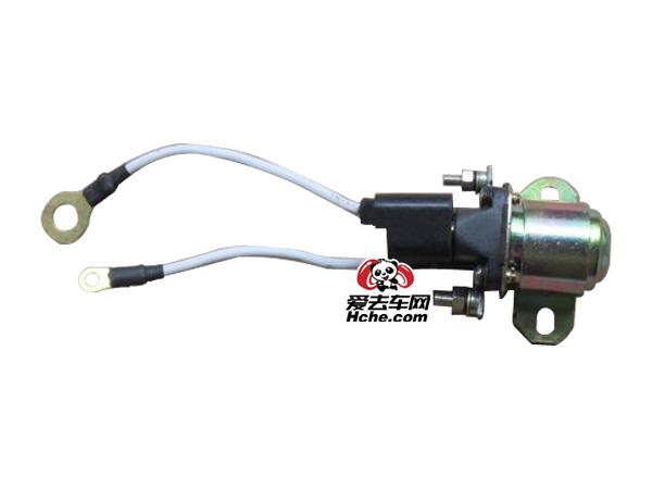 东风汽车配件 东风康明斯 东风天龙雷诺起动机继电器QDJ2618-900