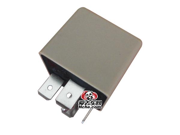 东风汽车配件 东风康明斯 东风天龙电器车门继电器总成3735095-C0101