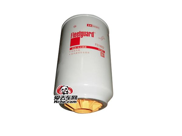 东风汽车配件 东风天龙雷诺油水分离器总成FS19922