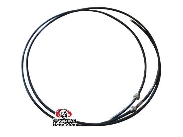 东风汽车配件 东风天龙离合器油管-弯通接助力器1606070-K5501