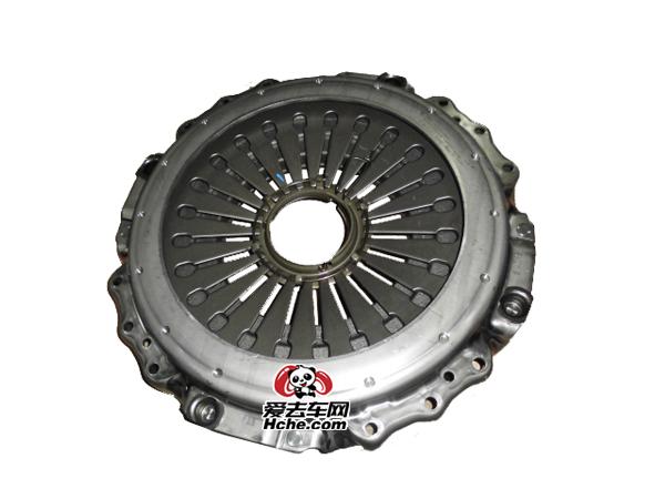 东风汽车配件 东风雷诺系列离合器压盘(拉式430)1601090-ZB601