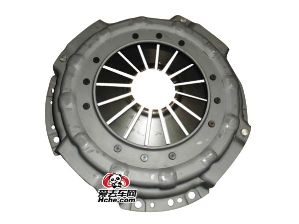 东风汽车配件 东风轻卡 140 330推式离合器压盘1601R20-090