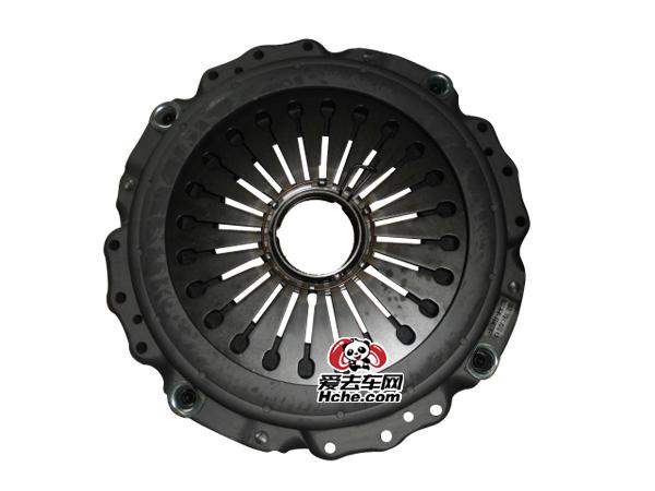 东风汽车配件 东风天龙430拉式(大孔)离合器压盘1601ZB1T-090
