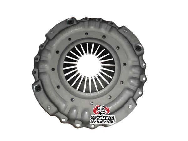 东风汽车配件 东风天龙 大力神 斯太尔430推式离合器压盘1601Z36-090