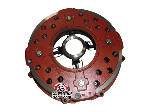 东风汽车配件 EQ145 350铸铁离合器压盘1601E03-090