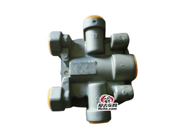 东风汽车配件 东风EQ153四回路保护阀3515N-010