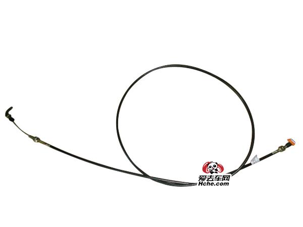 东风汽车配件 东风驾驶室油门拉线50Z24-03050