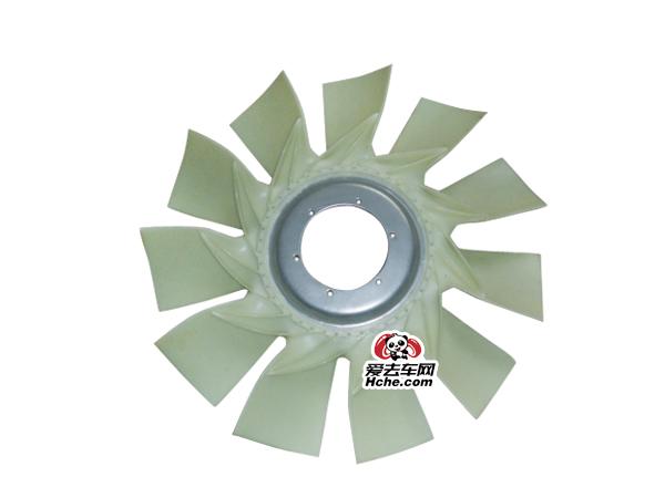 东风汽车配件 东风天龙风扇叶带硅油离合器1308060-T0500