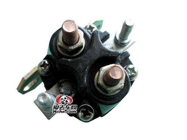 东风汽车配件 东风康明斯 东风天龙预热继电器 37ZB6-35090