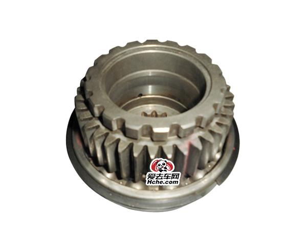 东风汽车配件 JS125T副箱驱动齿轮(Z38)JS125T-1707030