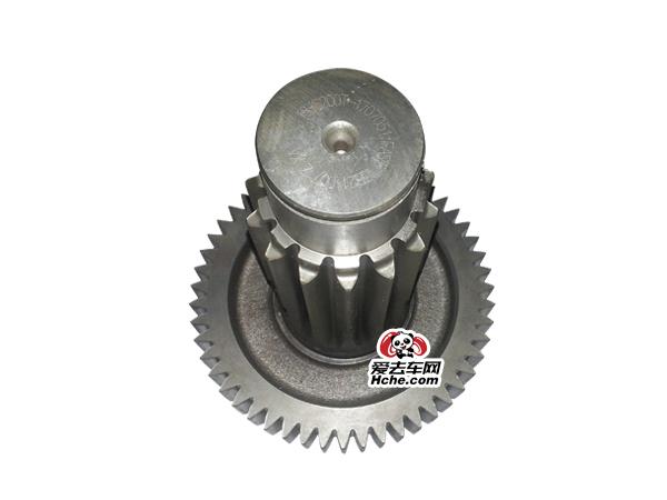 东风汽车配件 法士特16档变速箱副箱驱动齿轮16JS200T-1707051