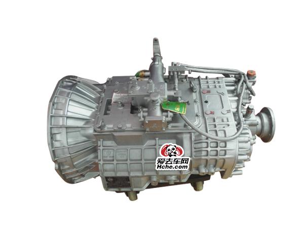 东风汽车配件 法士特12挡 200扭矩带同步器变速箱总成1700010-T38A0 12JSD200TA